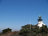 Ocean Lighthouse - Horizontal
