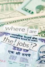 Where are the jobs? (India) - XIII