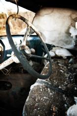 Pickup Truck Interior