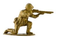 Toy soldier sniper