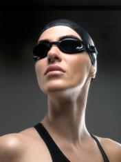 swimmer model portrait