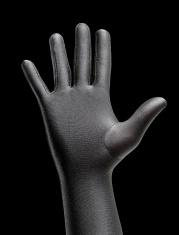 Strange hand