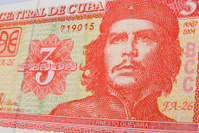Three Cuban Pesos