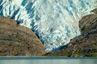 Crawling clacier