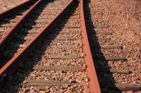 Rusty railway track 6