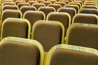 Seats of auditorium