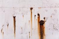 Running rust on steel hull