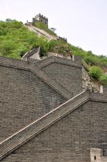 Ancient Great Wall at Bejing