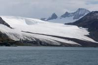 Glacier in South Georgia