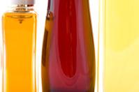 perfume bottle macro