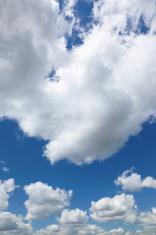 Blue Sky - XXXL size
