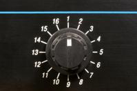 Black Level control knob