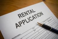 Rental application.
