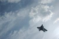 Fighter Jet Soars