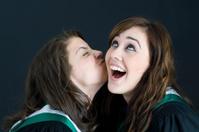 Grads telling secrets