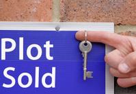 plot sold sign