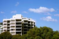 Modern Urban Apartment Building, Sydney, Australia