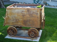 Gold Mining Cart