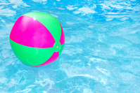 Beach Ball In Pool Intended Beach Ball In Pool Ball In Pool Stock Photos Freeimagescom