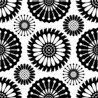 Floral wallpaper (seamless)