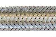 Braided metal hose
