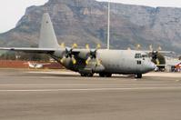 Lockheed C-130 Hercules turboprop aeroplane