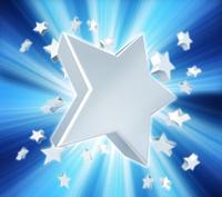 Aluminium stars explosion
