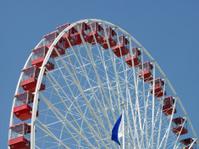 Ferry Wheel at Chicargo Navy Pier