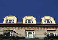 Beautiful Balcony in Munich