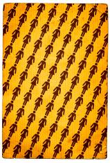 Female Symbol Pattern Background