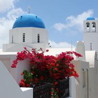 Greek Church, Santorini