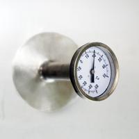 Industrial temperature gauge