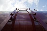tank ladder