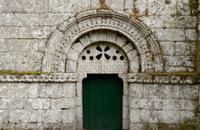 Pitões das Júnias monastery portal