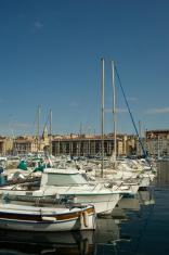 Port of Marseille France