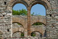 Archaeological Site at Butrint, Albania