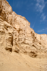 The Perazim canyon