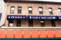 Psychic Palm Telling