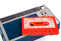 Radio And Audio Tape