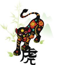 Chinese horoscope - Tiger