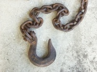 Heavy Hook and Chain