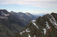 Mount Cook New Zealand mountains from helicopter
