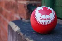 Canada Day baseball