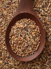 Assorted seeds