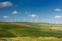 Wind Farm - alternative energy source