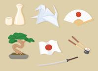 Oriental Icon Set