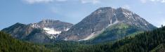 Mountain panoramic
