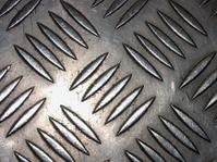 Close up metalic texture
