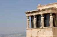 Caryatids at the Erechtheion, Acropolis