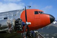 Old dakota aircraft